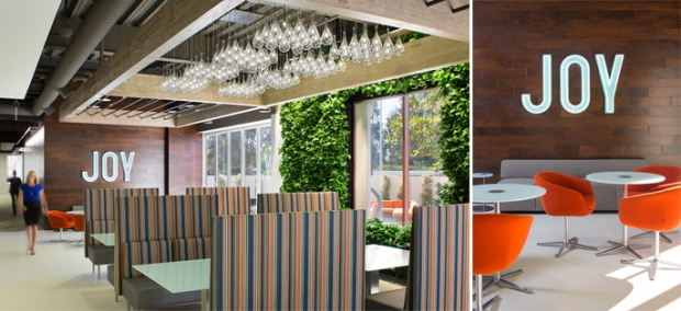 Hollander Design Group - Pirch Corporate offices