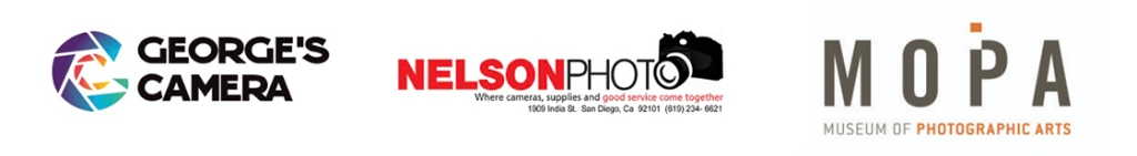 APA-SD Sponsors George's Camera, Nelson Photo, Museum of Photographic Arts